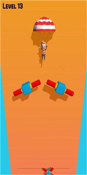 降落伞救援3D软件截图1