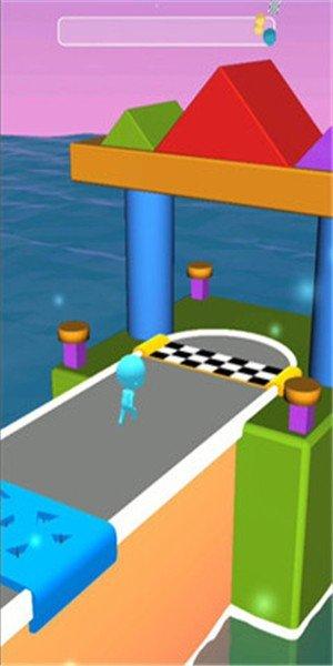 玩具赛跑3D软件截图2