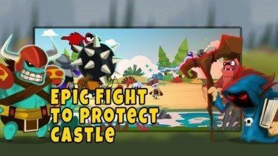 城堡怪物防御战软件截图2