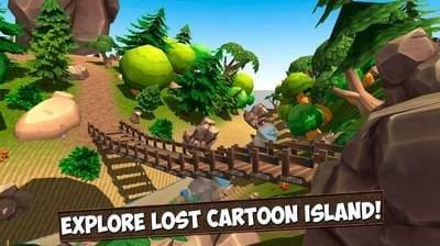 单机游戏荒岛生存