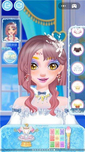 冰雪公主美发店软件截图2