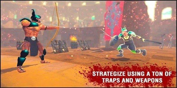 沙与血之王角斗士竞技场软件截图2