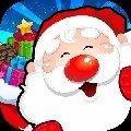奔跑圣诞老人