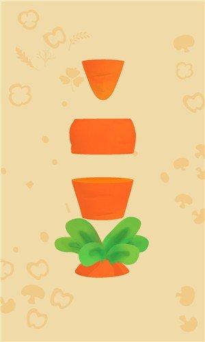 立体水果拼图