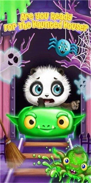 熊猫宝宝的疯狂假期软件截图2