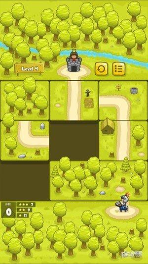勇者拼图游戏软件截图1