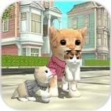 猫咪双人小游戏