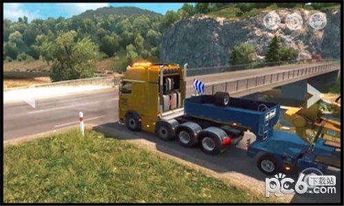欧元卡车模拟器