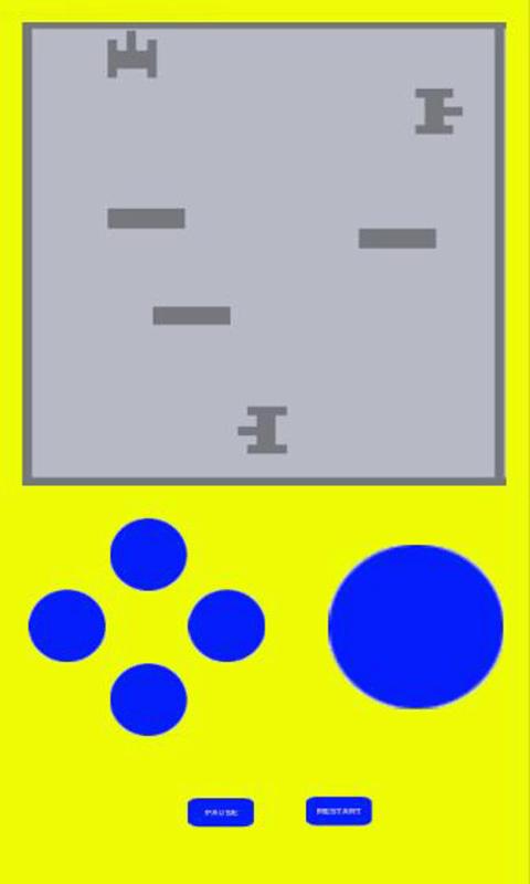 童年小坦克软件截图0