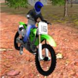 越野摩托比赛3D