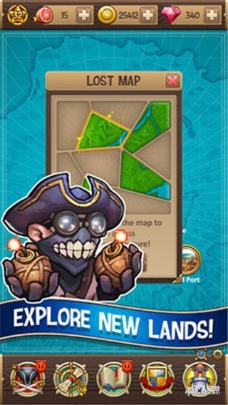 海上恶魔传奇海盗软件截图0