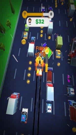 像素疯狂出租车软件截图2