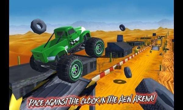 AEN爬山竞技赛车软件截图2