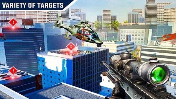 警队第一狙击手软件截图1