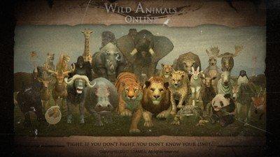 野生动物丛林法则软件截图0