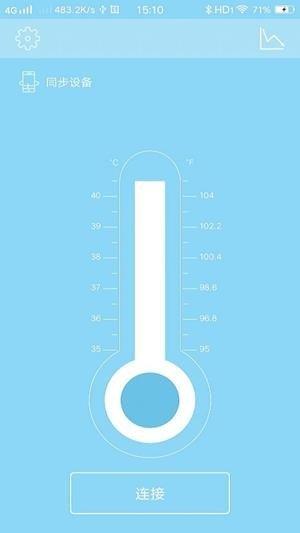 体温测量软件截图0