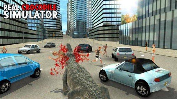 真正的鳄鱼模拟器软件截图2