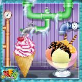 冰淇淋工厂甜点
