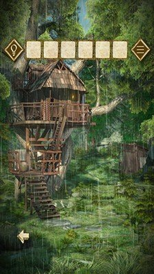 少女与雨之森