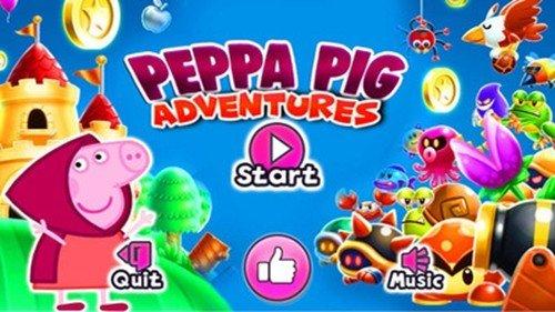 小猪佩奇大冒险软件截图2