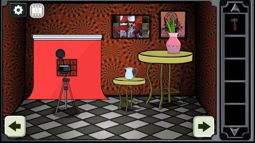 解谜系列3意想不到的摄影室