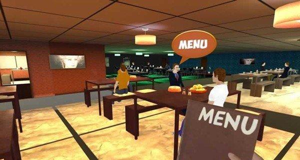 虚拟厨师烹饪游戏3D超级厨师厨房手游