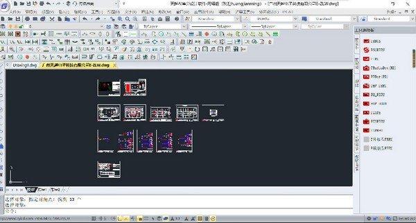 天越AI室分设计软件