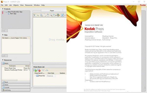 Kodak Preps(印刷拼大版软件)