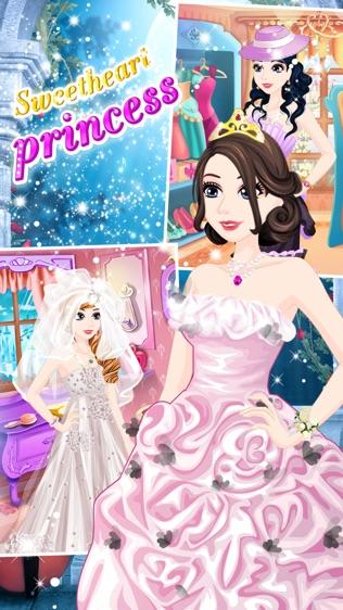 甜心公主的礼服秀