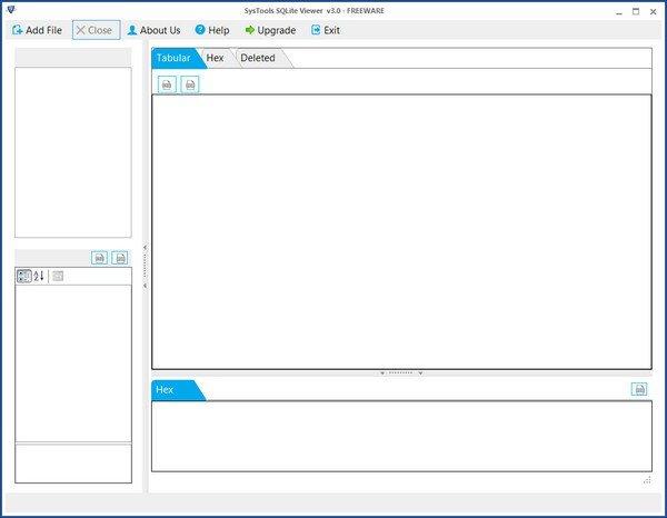 SysTools Sqlite Viewer(SQLite文件查看器)