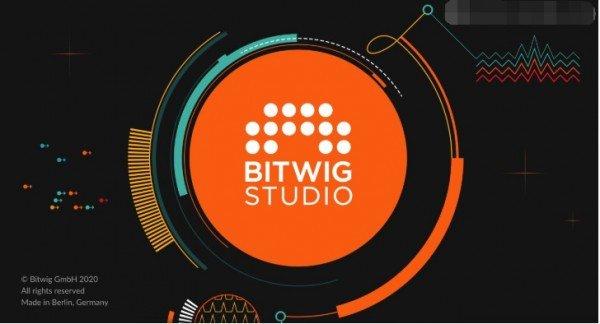 Bitwig Studio3(音乐创作软件)