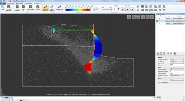 OptumG2(岩土分析软件)下载