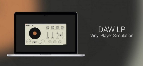 Klevgrand DAW LP(黑胶播放机模拟器插件)下载