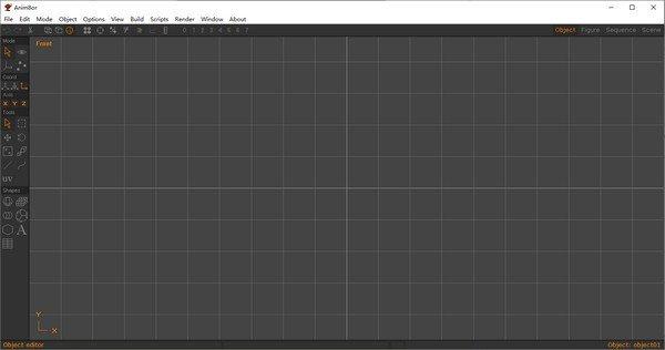 Anim8or(3D建模软件)
