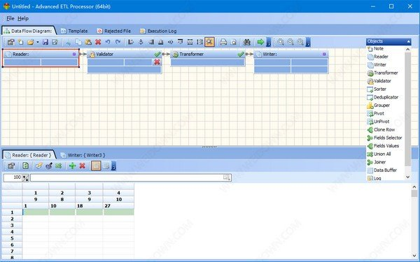 Advanced ETL Processor(数据库管理软件)下载