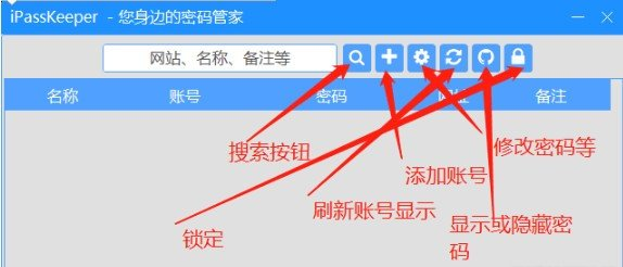 iPassKeeper(密码管理工具)下载
