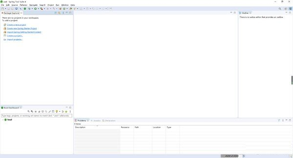 Spring Tool Suite(集成开发工具)下载