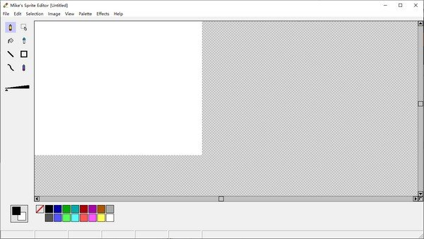 Mike's Sprite Editor(图形编辑器)