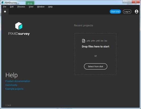 Pix4Dsurvey(数据矢量化工具)下载