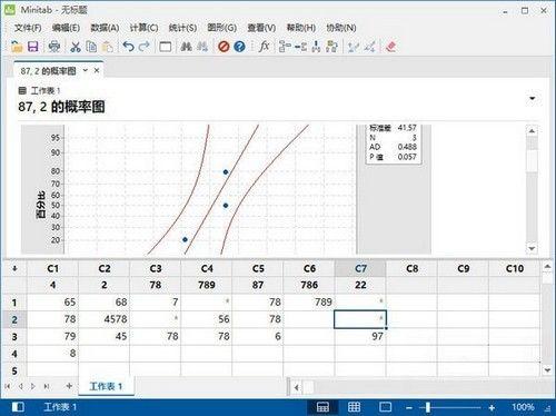 Minitab 20(统计分析软件)