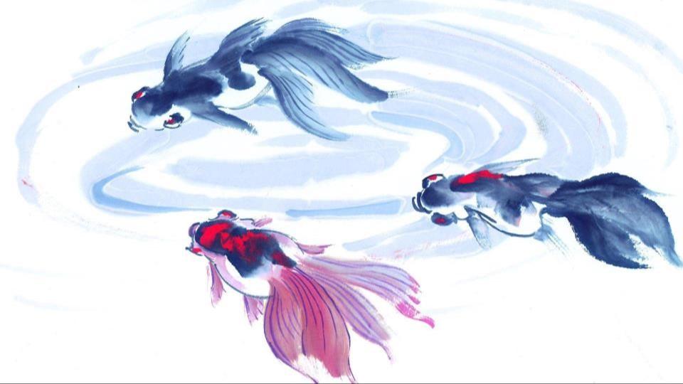《童年的水墨画》PPT教学课件下载