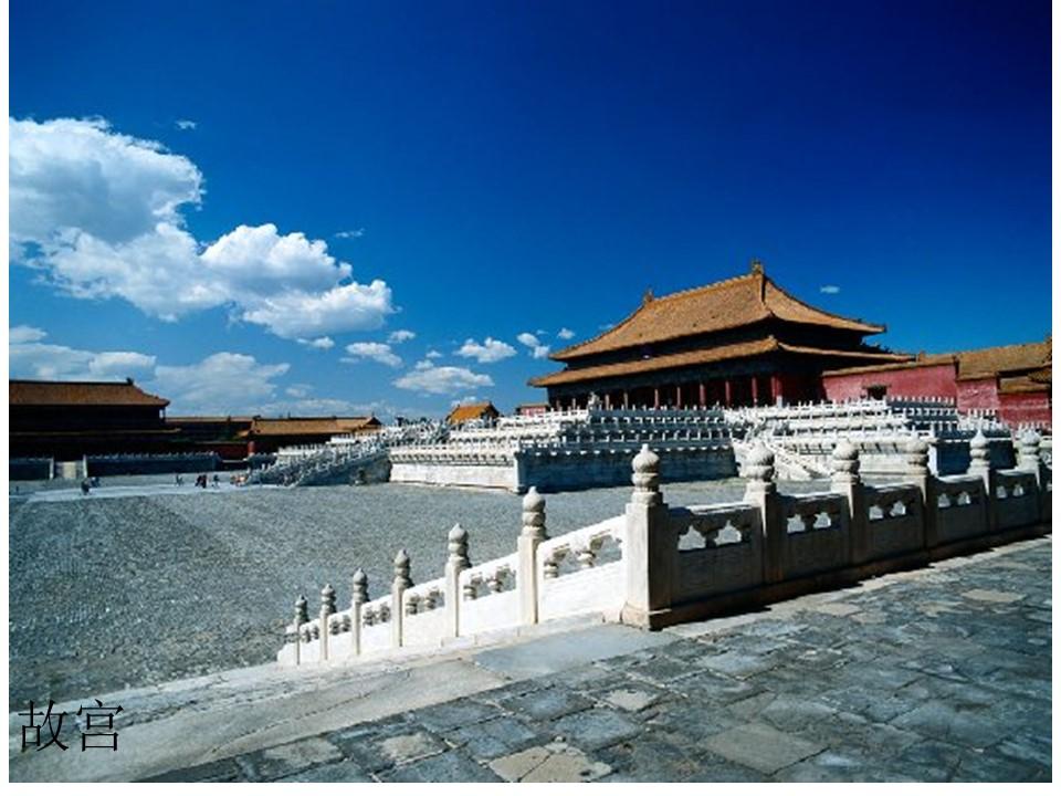 《北京》PPT课件下载