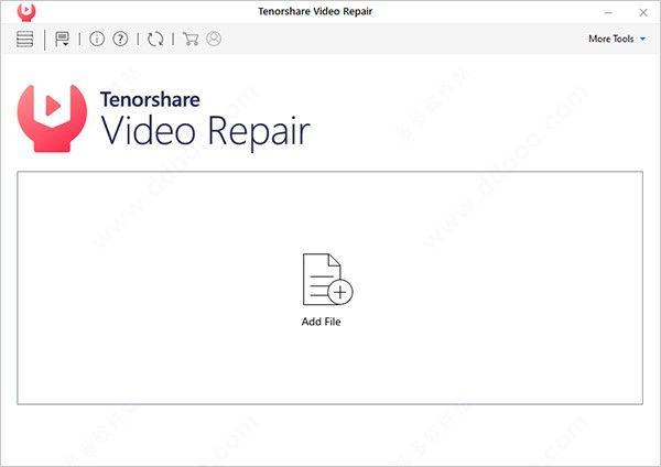 Tenorshare Video Repair(视频修复工具)下载