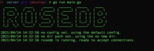 rosedb(k-v数据库)下载
