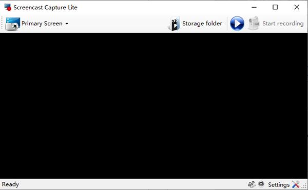 Screencast Capture Lite(录屏工具)
