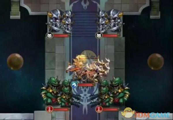 梦幻模拟战混沌乱战怎么打 混沌乱战攻略
