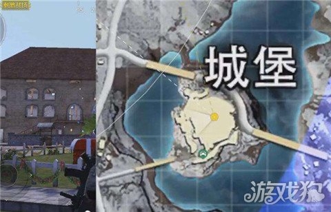 刺激战场雪地地图打野点始发站?附资源汇集点