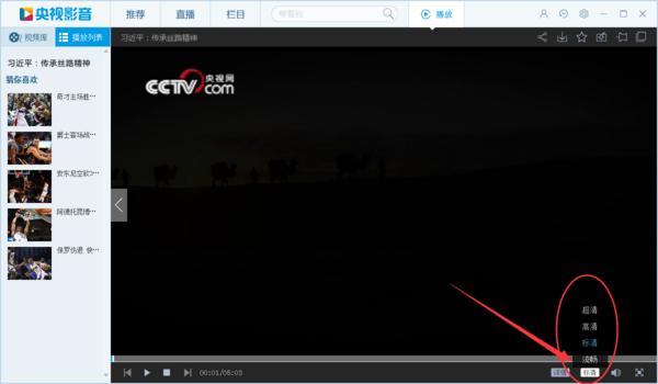央视影音下载的视频在哪里,存放在哪个目录的