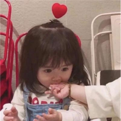 2019可爱萌娃情侣头像分享  儿童节萌娃情侣专用头像大全介绍