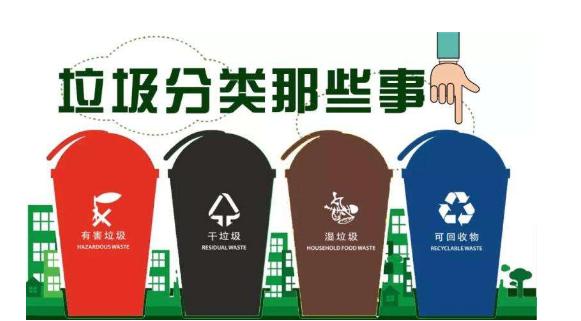 上海市民如何进行垃圾分类?最新的垃圾分类指南